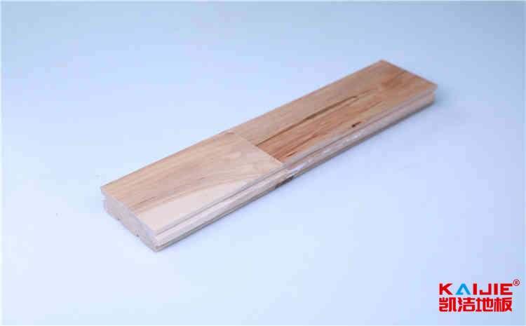 尚志篮球木地板厂家——凯洁地板