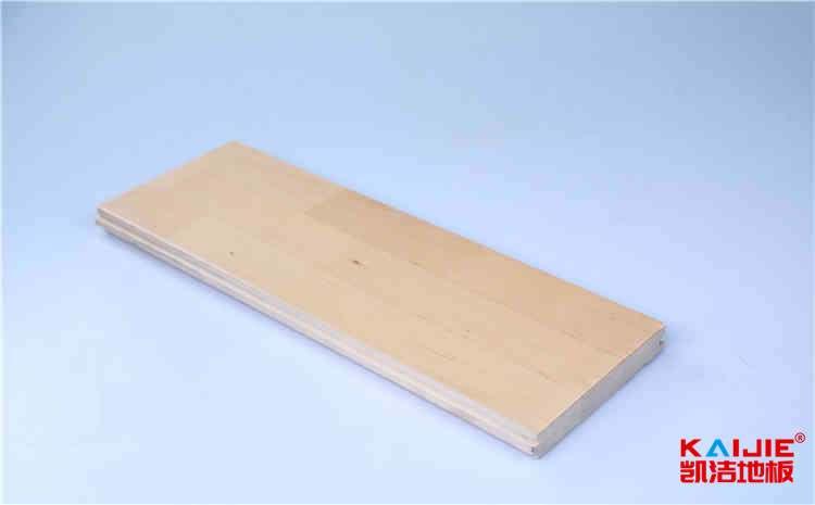 宜兴市篮球木地板安装费用——凯洁地板