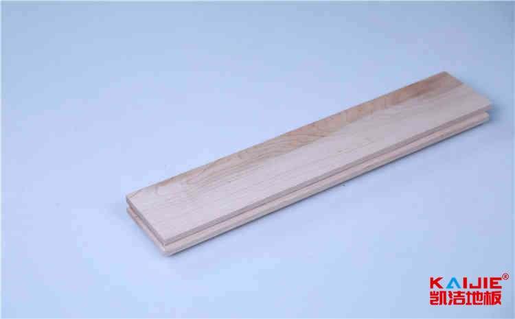 兰州运动木地板生产厂家——凯洁地板