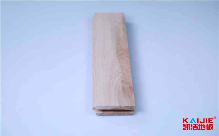篮球场专用木地板有什么特点——凯洁地板