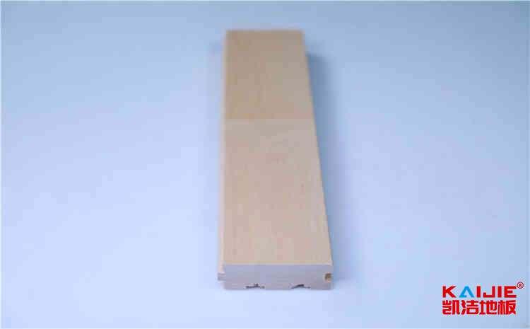 湖北枫桦木体育地板多少钱一平米