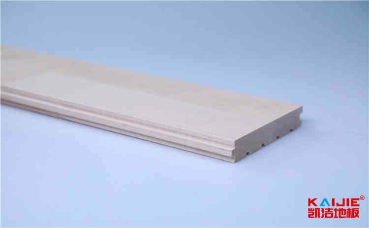 壁球运动木地板品牌——凯洁地板