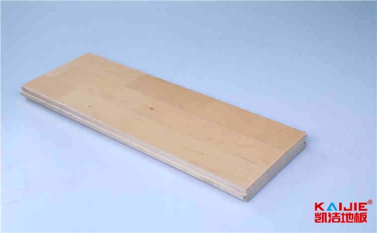 临夏健身房运动木地板有什么特点——凯洁地板
