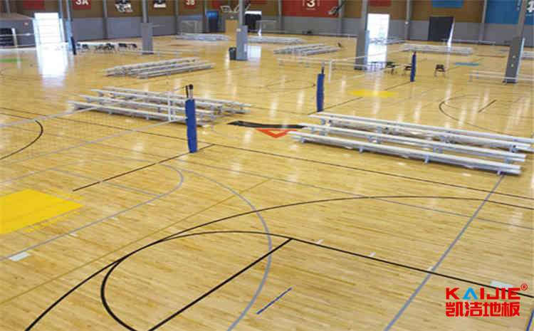 室内体育木地板哪家好
