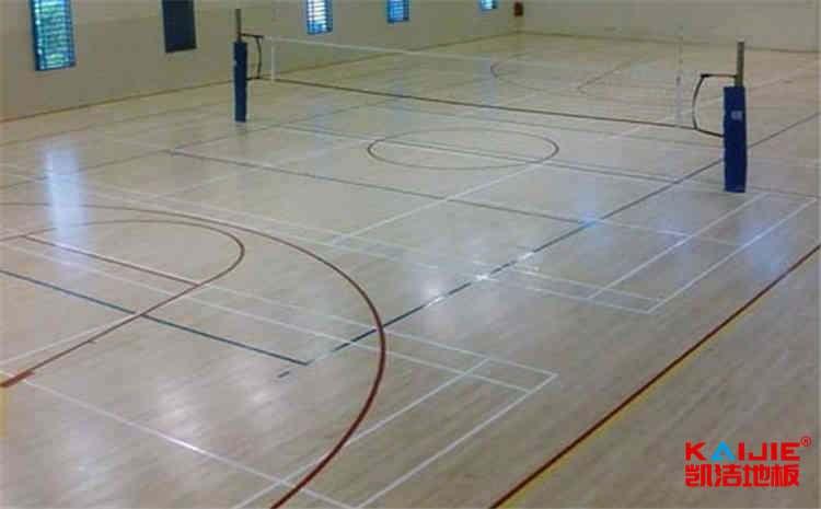 乒乓球馆专用木地板怎么防虫防腐