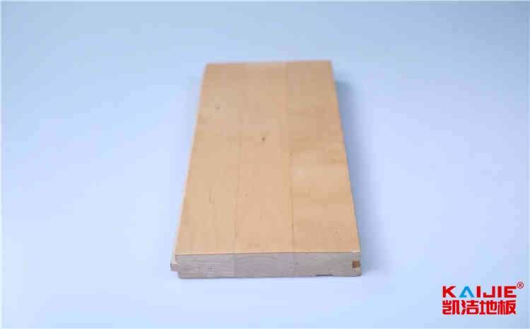 合肥专业运动木地板施工工艺——凯洁地板