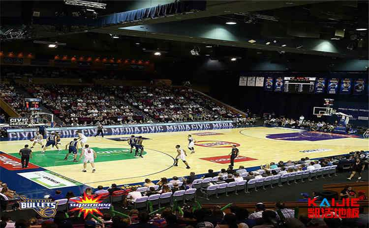 青岛篮球场自流平地面造价