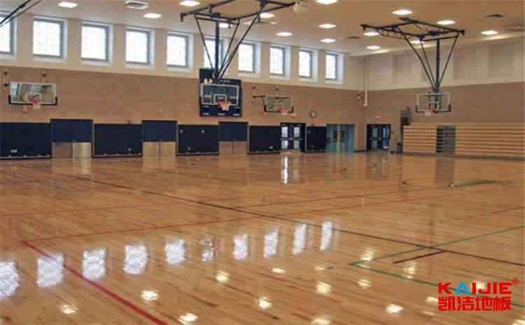 2019国内篮球场木地板十大品牌