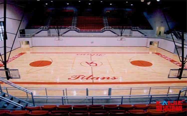篮球馆木地板材质怎么区分