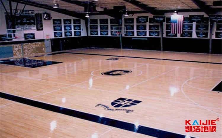 江苏运动木地板技术参数——篮球场地板