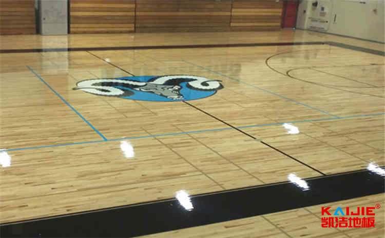 赛事场馆体育场木地板施工技术