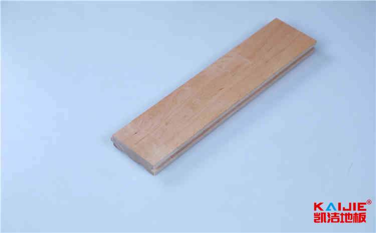 周口体育馆木地板施工怎么去除甲醛——羽毛球馆木地板
