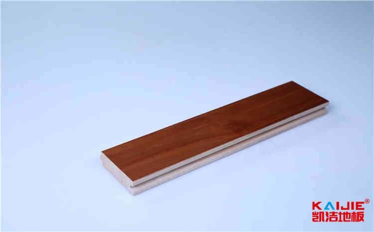 琼海市运动木地板价格与家装地板价格差距——凯洁体育木地板