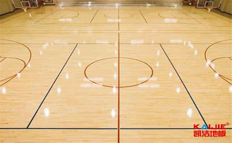 专用篮球地板厂家