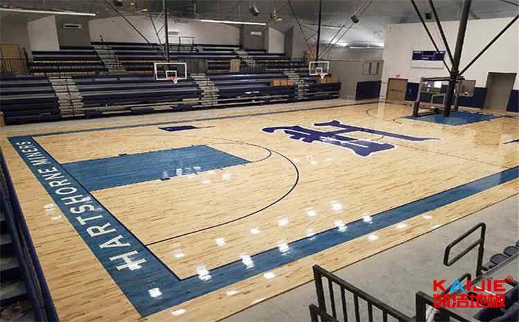 壁球馆木地板面板怎么选择——凯洁地板