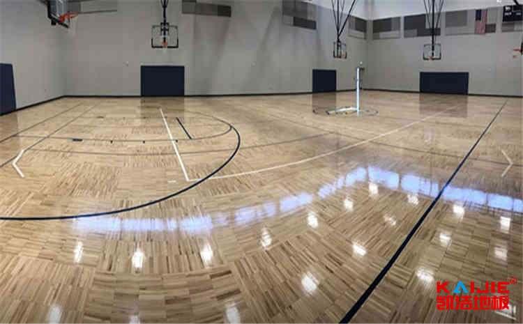 赛事场馆体育木地板哪些品牌