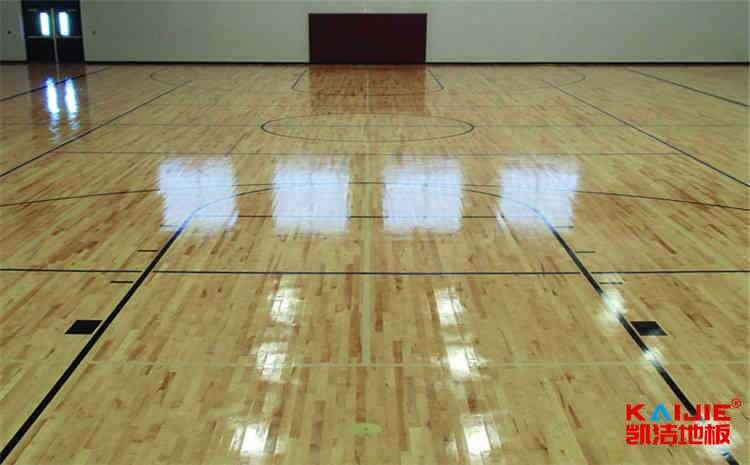 壁球馆木地板使用什么结构合适——壁球馆地板厂家