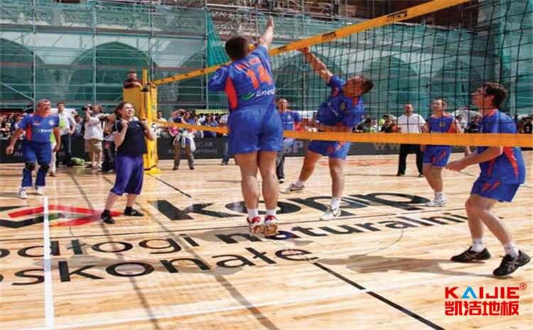 哈尔滨运动木地板品牌——体育馆木地板