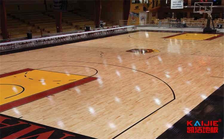 广西篮球木地板需要多少钱