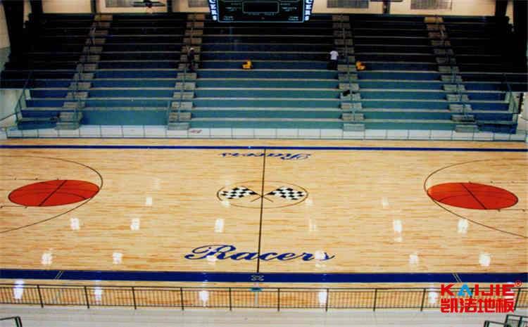 赛事场馆体育馆木地板维护