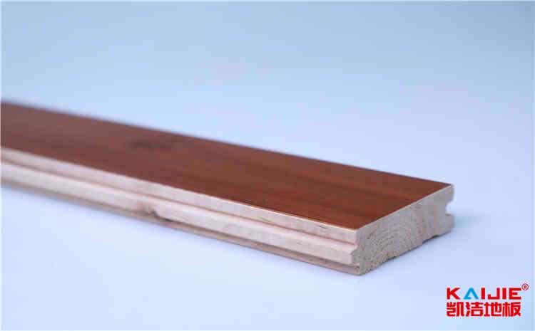安达运动木地板羽毛球场——体育地板厂家