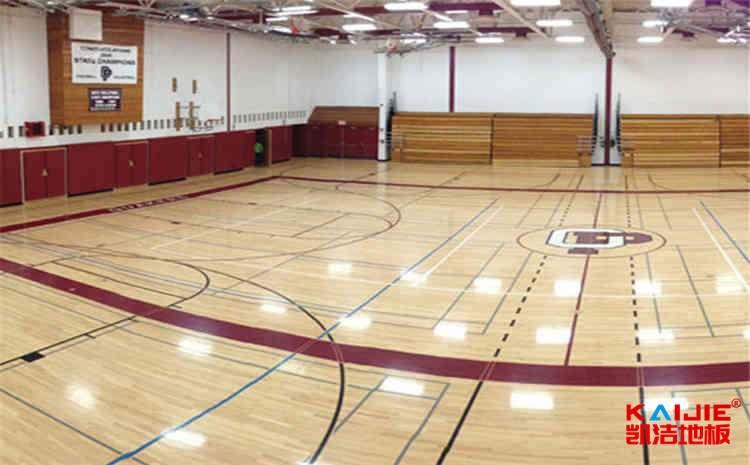 篮球场木地板厂家打磨翻新