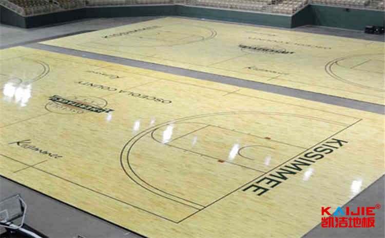 企口篮球地板多少钱合适
