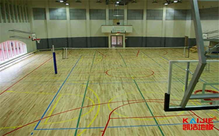 齐齐哈尔篮球木地板厂家——实木地板品牌