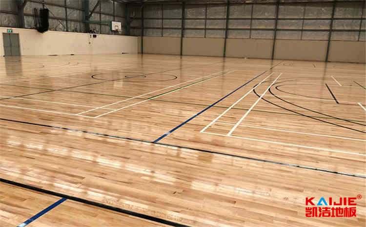 排球馆木地板保养技巧