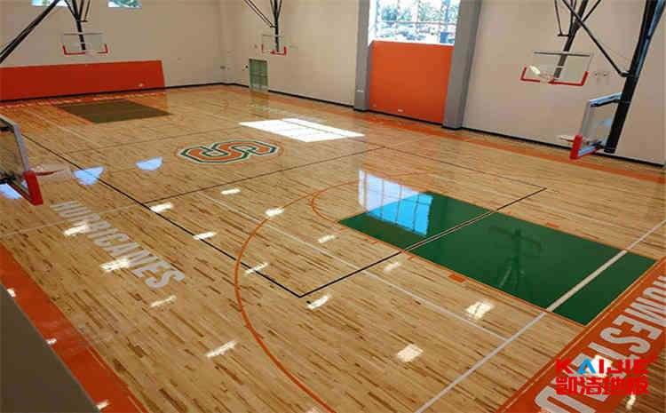 体育木地板场馆生产厂家