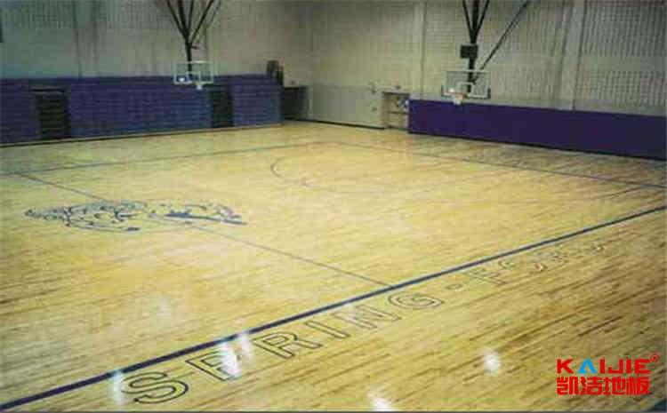 篮球场馆木地板品牌哪个好——实木运动地板