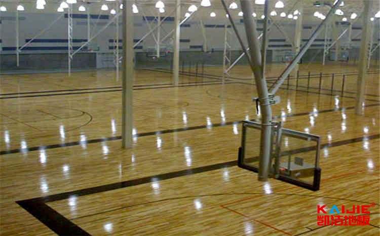 篮球场木地板厂家