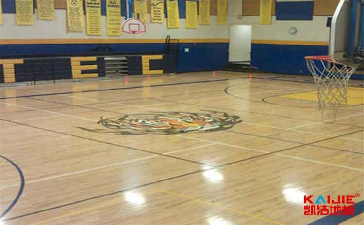 篮球运动木地板厂家哪个好——实木运动地板