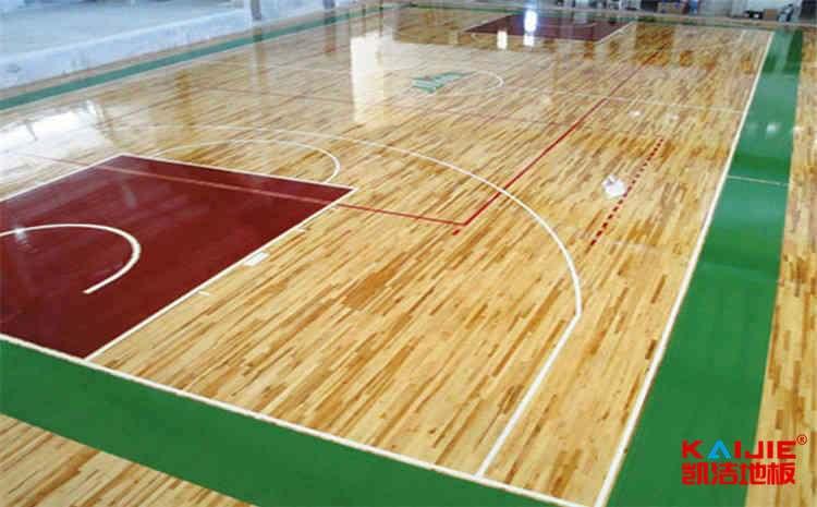 体育馆专用木地板厂家