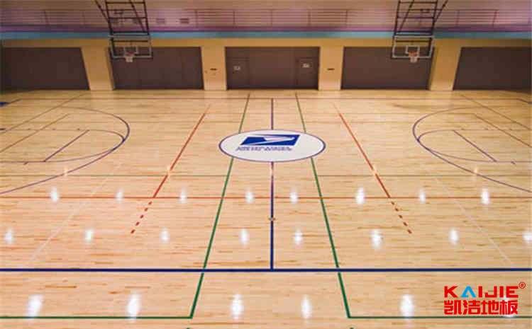 怎么处理运动木地板的弹性问题——运动木地板