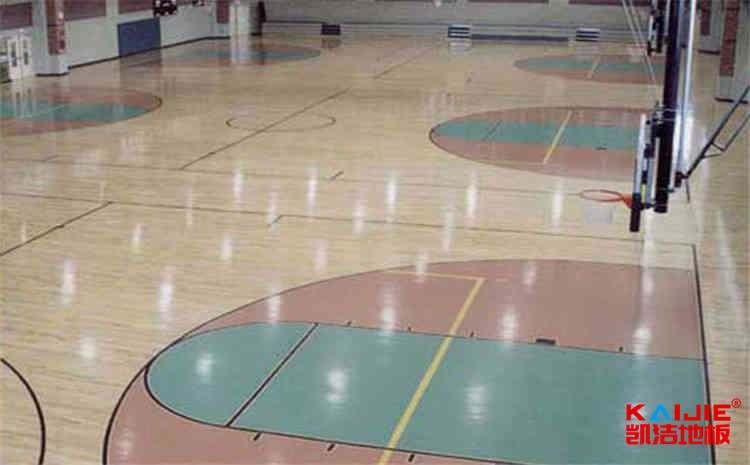 漯河体育地板