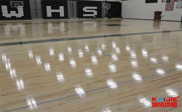比赛场馆篮球木地板价格表