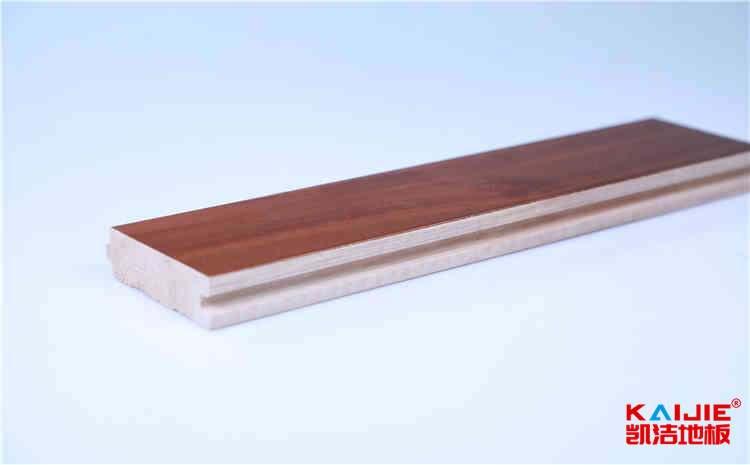 聊城体育馆木地板龙骨结构怎么选择——凯洁地板