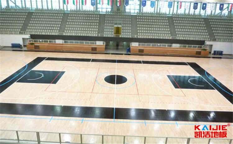 私人篮球木地板怎么维修