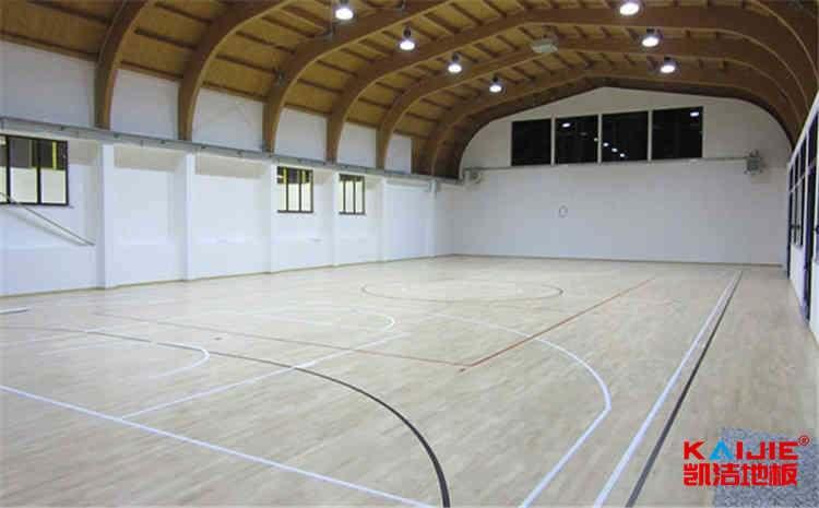 宿州篮球木地板厂家——运动木地板价格