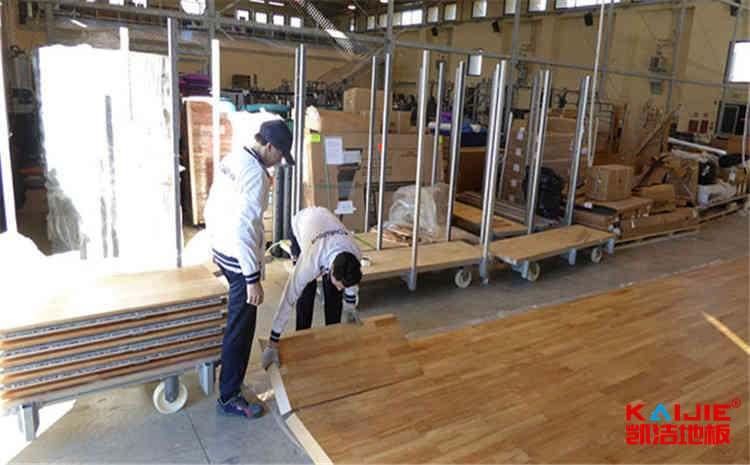 福建运动木地板十大品牌