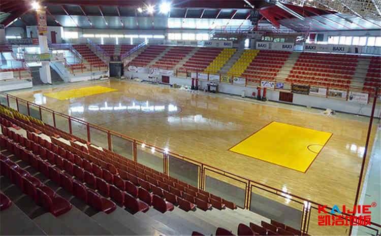 体育馆运动木地板有哪些功能——篮球场木地板