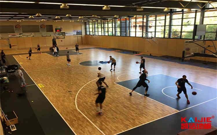 篮球馆环保地板