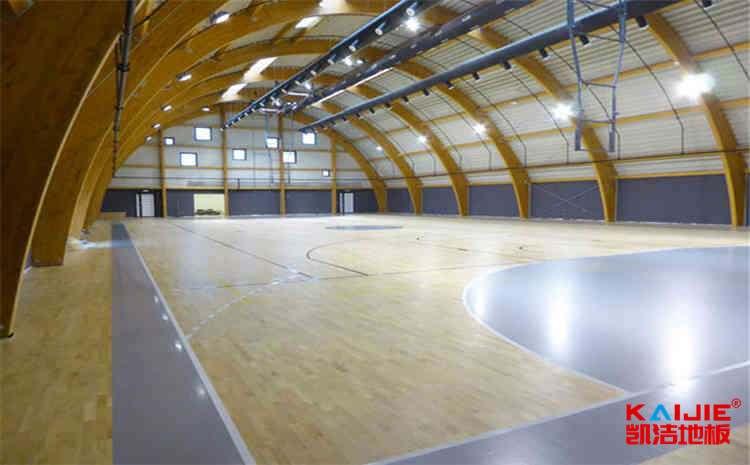 壁球馆木地板怎么做好防潮措施——壁球木地板品牌