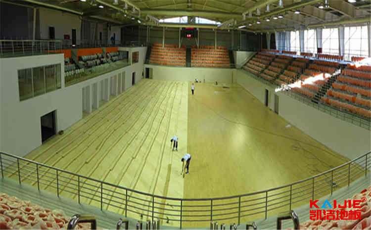 诸城篮球木地板厂家