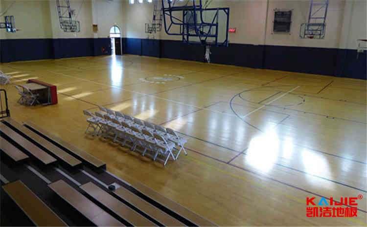 体育运动木地板有什么特点