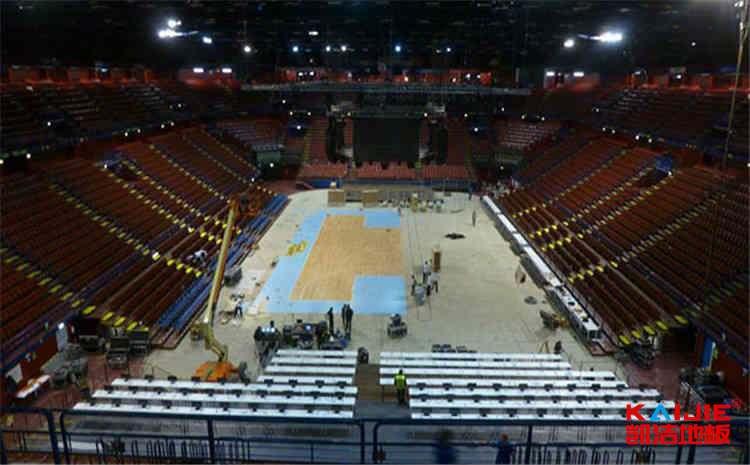 专业篮球场地板