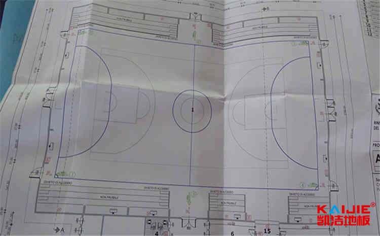 篮球馆木地板结构有什么专业要求