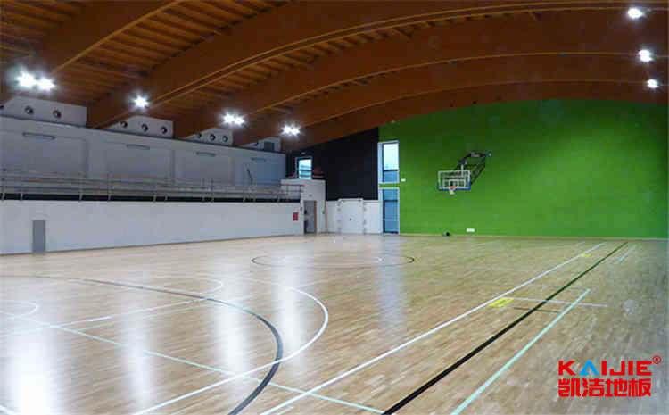 篮球场木质地板厂家