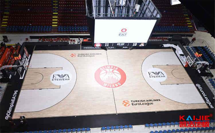 哈尔滨运动木地板生产厂家——篮球馆木地板